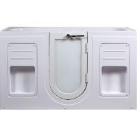 Zink双座位开门缸老人缸按摩缸--K102