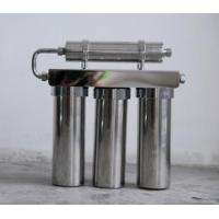 清水绿园 3+1不锈钢超滤水机 量多价优 好品牌净水器