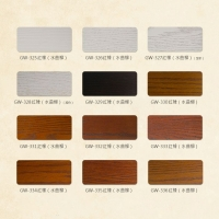 色板—天然木皮开放漆系列