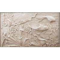 人造艺术砂岩浮雕,酒店装饰浮雕