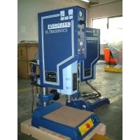 长荣超音波塑料焊接机
