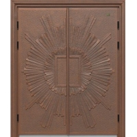 铸铝门装甲门