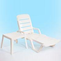 户外沙滩椅生产 塑料沙滩椅批发  量大从优