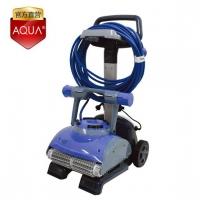 AQUA/爱克5002游泳池全自动吸污机清洁机 爬墙水龟进口