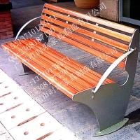 铸铁休闲椅圆形状园林椅长形状园林椅宽的园林椅