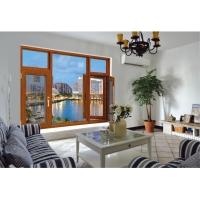 供应90断桥窗型材  重型门 金刚网一体窗型材可定制半成