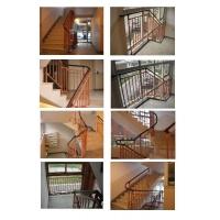PVC发光楼梯扶手
