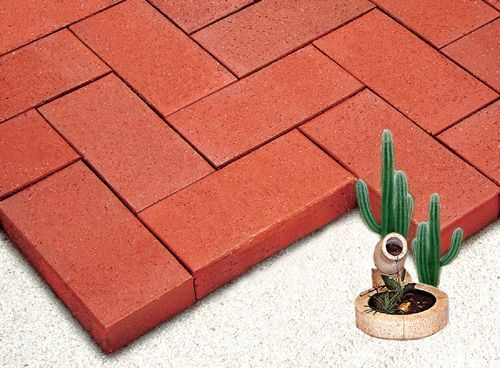 挤出实心陶土砖|西安艺陶陶土砖