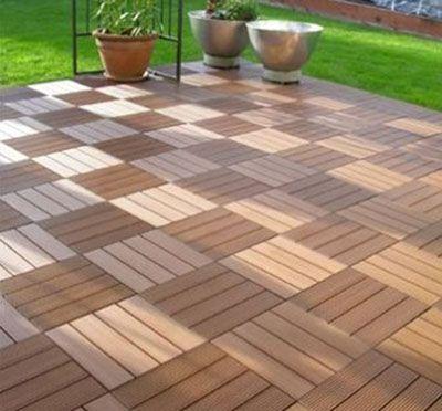 塑木地板|西安艺陶景观材料