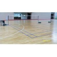 篮球场木地板、体育馆塑胶地板/跆拳道运动地板