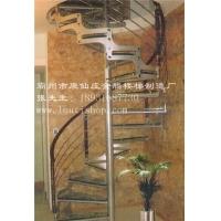 旋转楼梯配件 旋转楼梯供应商 霸州旋转楼梯厂家