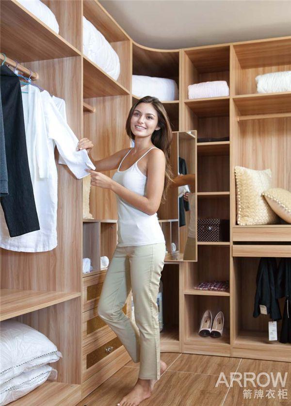 箭牌定制衣柜 箭牌定制衣柜 -产品描述