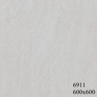 600x600mm浅灰色平面亚光防滑仿古砖