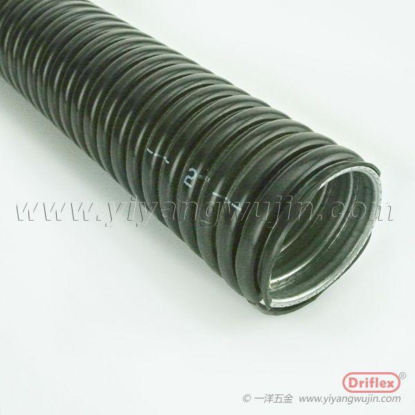 天津一洋五金供应波浪金属软管防水包塑管规格齐全