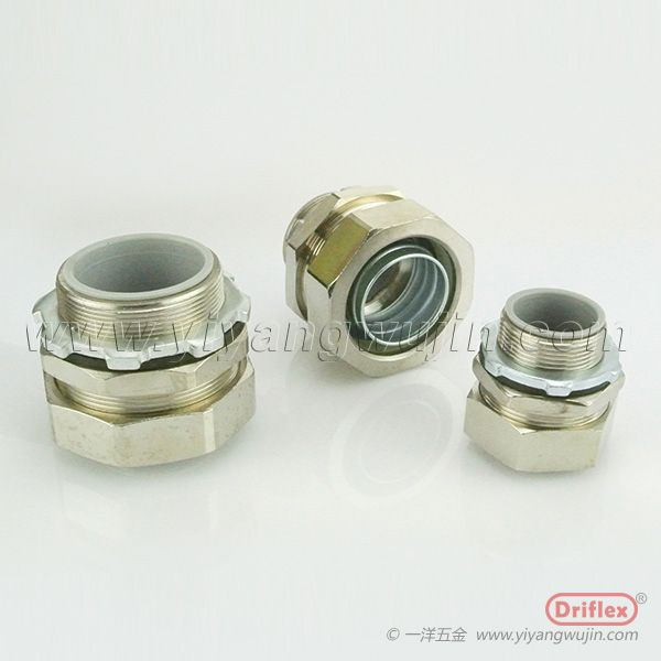 天津金属软管接头黄铜接头铜镀镍接头各种弯头