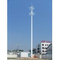 灯杆型景观化单管塔