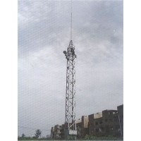 升降式高杆照明灯塔