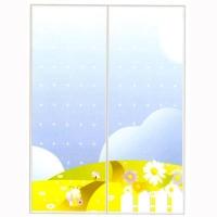 奥富克壁柜门-KT-1 07001