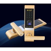 指纹、密码、感应卡、手机感应、遥控器、远程电话