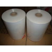 供应佛山50cm*毛重3.4kg透明缠绕膜 PE拉伸膜保护膜