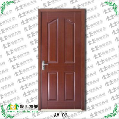 木艺烤漆门AM-02