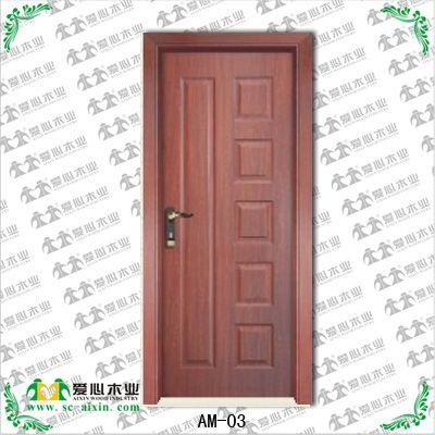 木艺烤漆门AM-03