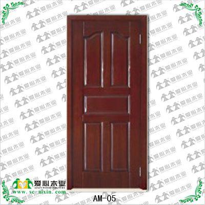 木艺烤漆门AM-05