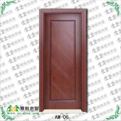 木艺烤漆门AM-06