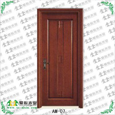 木艺烤漆门AM-07