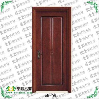 木艺烤漆门AM-08