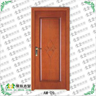 木艺烤漆门AM-09