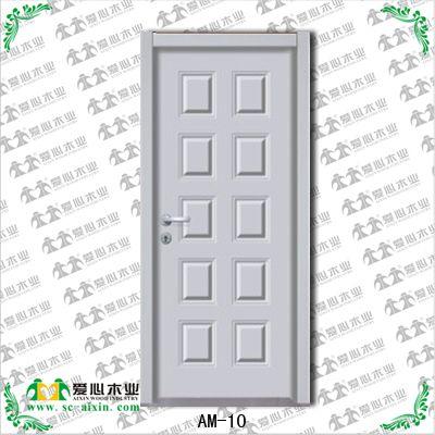木艺烤漆门AM-10