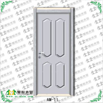 木艺烤漆门AM-11