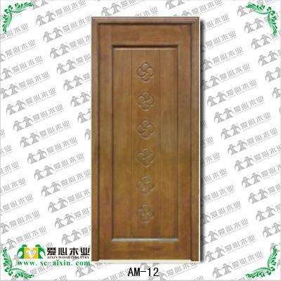 木艺烤漆门AM-12