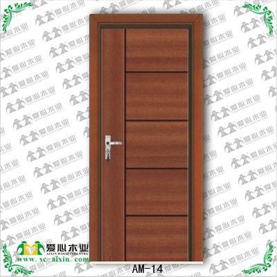 木艺烤漆门AM-14