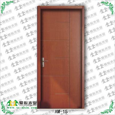 木艺烤漆门AM-15