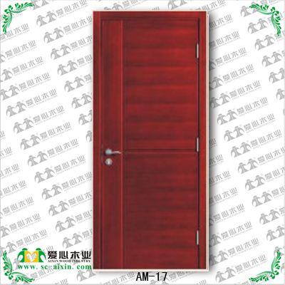 木艺烤漆门AM-17