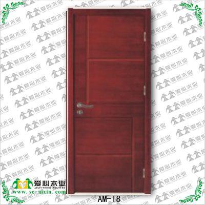 木艺烤漆门AM-18