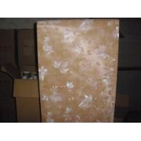 大量批发墙纸  二级壁纸 拆迁房专用纸
