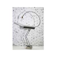 鹤舞三 现代艺术雕塑工艺品落地摆件软装饰品