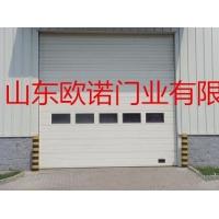 【2015 新款】工业滑升门 电动提升门 工业翻版垂直提升门