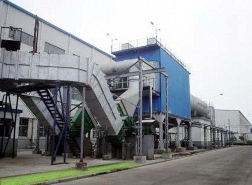 80吨电厂锅炉除尘器