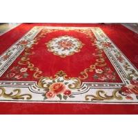 现代简约客厅茶几地毯卧室床边欧式办公地毯满铺酒店地毯定制