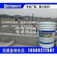污水池防水防腐专用永凝液DPS防水剂 固盾厂家直销