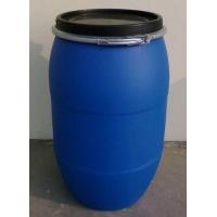 山东120L抱箍桶  120升法兰桶厂家