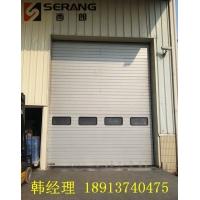 江苏钢结构厂房滑升门/工业提升门