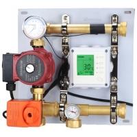 普尔纳森H1305地暖混水温控中心、地暖混水系统