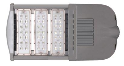LZY5602 LED路灯 可带太阳板