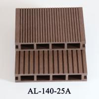 爱乐木塑地板户外长条塑木防水防腐木i阳台庭院露台花园室外工程
