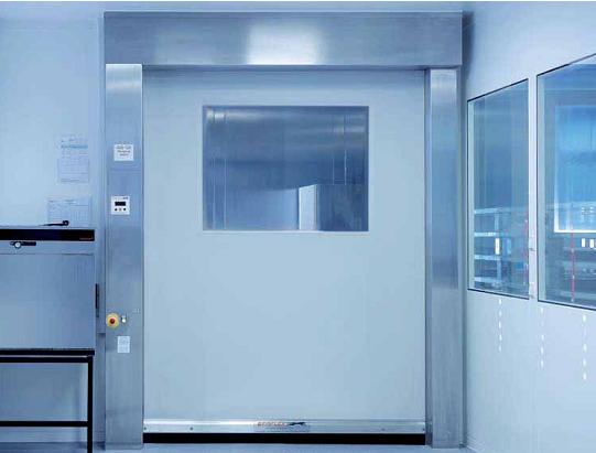 德国原装进口艾富来/艾福来(EFAFLEX)CR系列:洁净室